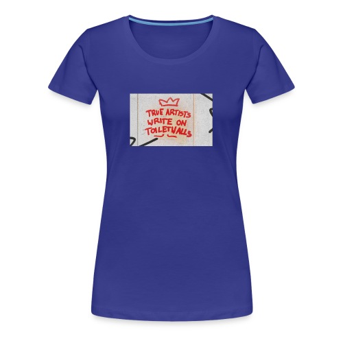 True Artists - Frauen Premium T-Shirt