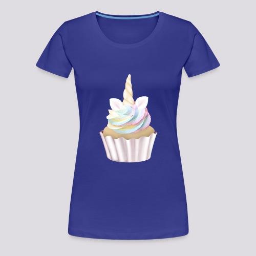 Unicorn Cupcake - Women's Premium T-Shirt