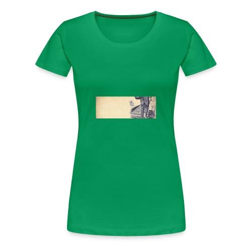 solo.pigion - T-shirt Premium Femme