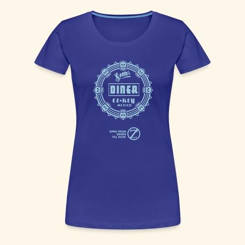 Seth's Diner - Frauen Premium T-Shirt
