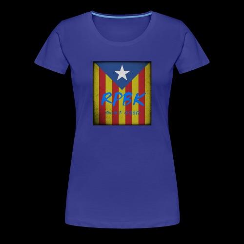 ANTIGA REPUBLICA - Camiseta premium mujer