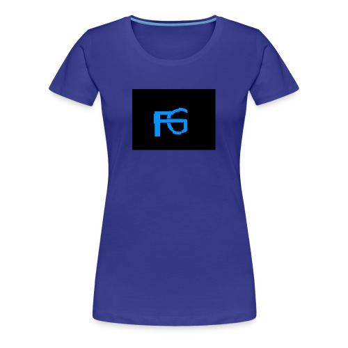 fastgames - Vrouwen Premium T-shirt