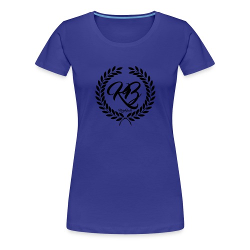 Logo_en_negro_trasparente - Women's Premium T-Shirt