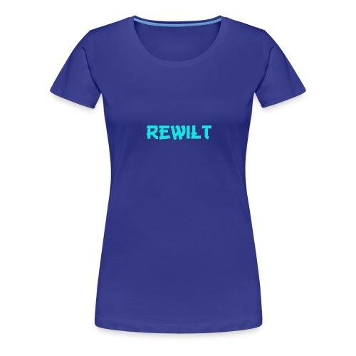 rewilt - Frauen Premium T-Shirt