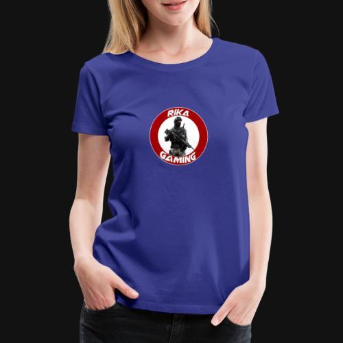 LoGo RiKa Gaming3 - T-shirt Premium Femme