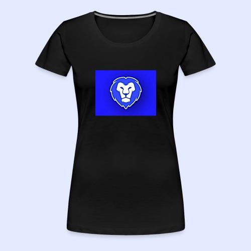 FocusLion - Naisten premium t-paita