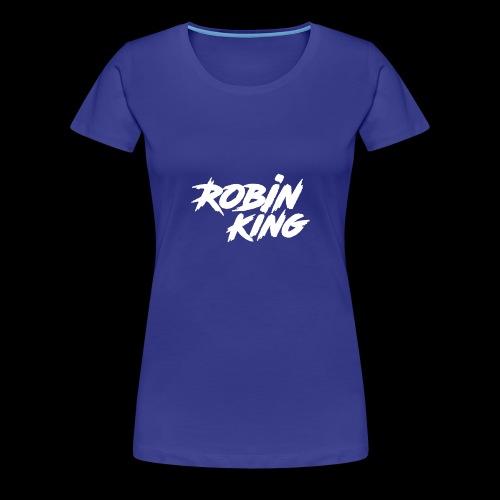 ROBIN KING - Premium-T-shirt dam