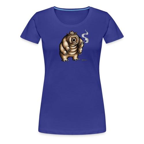 Smokey the Water Bear - Women's Premium T-Shirt