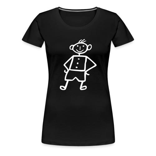 me-white - Frauen Premium T-Shirt