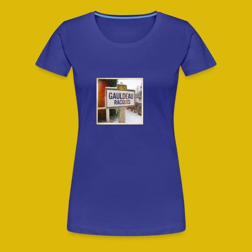 Gogoldorak - T-shirt Premium Femme