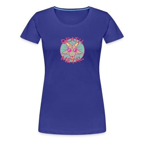HEAVY METAL PARODY - Women's Premium T-Shirt