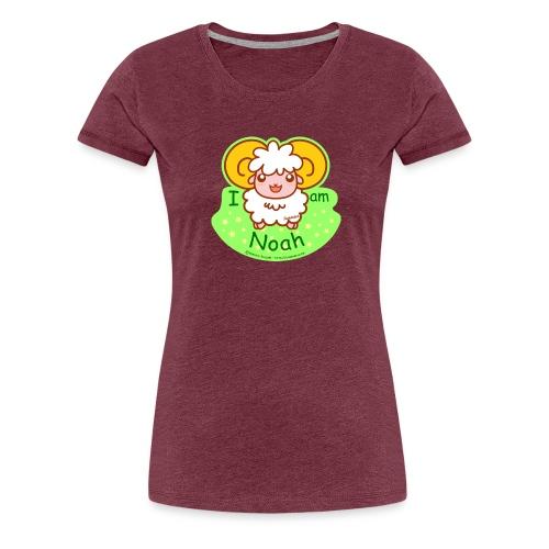 I am Noah - Women's Premium T-Shirt
