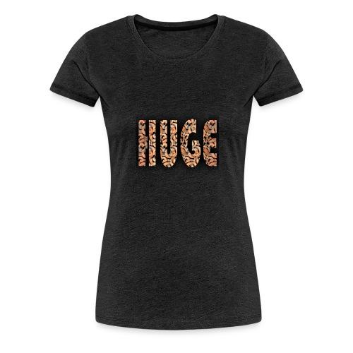 hugelogotje png - Vrouwen Premium T-shirt