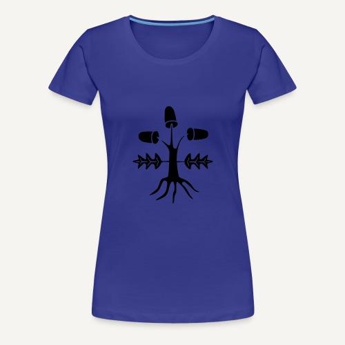 Dąb (oak, die Eiche) - Koszulka damska Premium