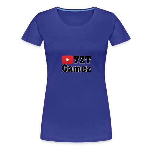 7ZT - Women's Premium T-Shirt