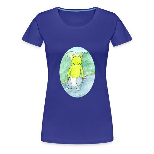 Frogbit T-shirt for women - Women's Premium T-Shirt