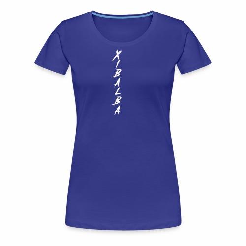 xibalba - Vrouwen Premium T-shirt