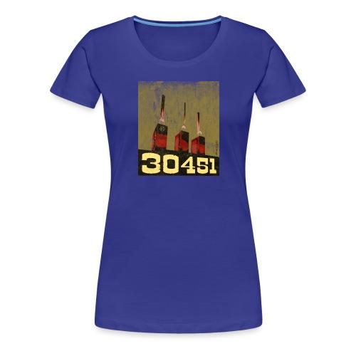 Stadtansichten Hannover Enercity - Frauen Premium T-Shirt