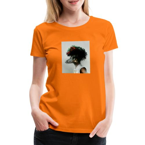 pini punk - Frauen Premium T-Shirt