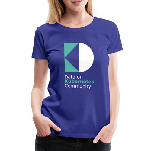 logoDockOK - Camiseta premium mujer