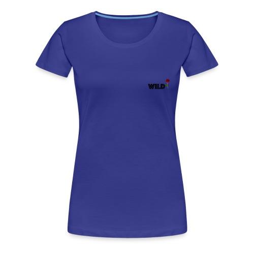 wild - Vrouwen Premium T-shirt