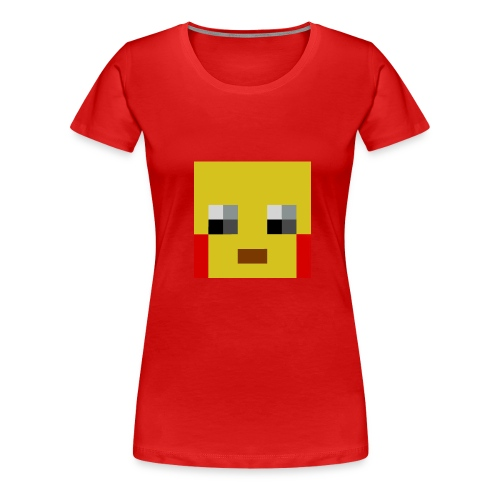 face - Women's Premium T-Shirt