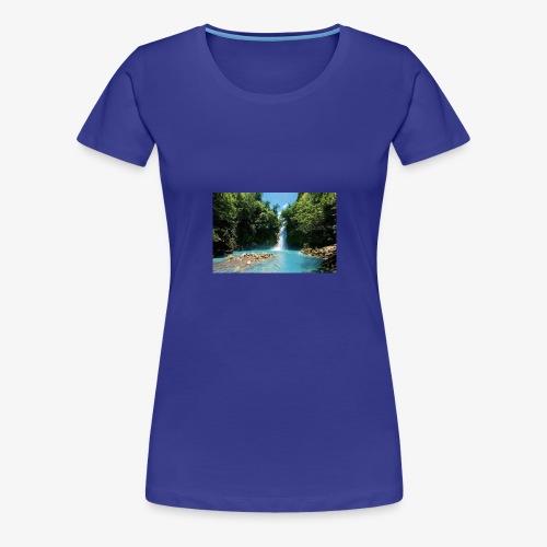 144C9201 8308 4E5B B0E9 CAEB089F7157 - Frauen Premium T-Shirt
