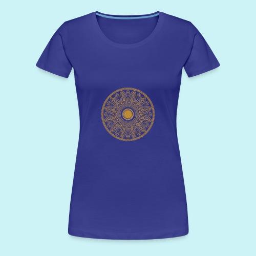 Fleur de vie - T-shirt Premium Femme