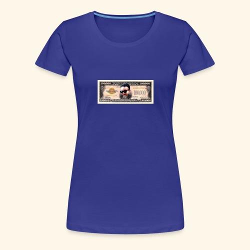 WILLIAM 2 jpeg - Maglietta Premium da donna