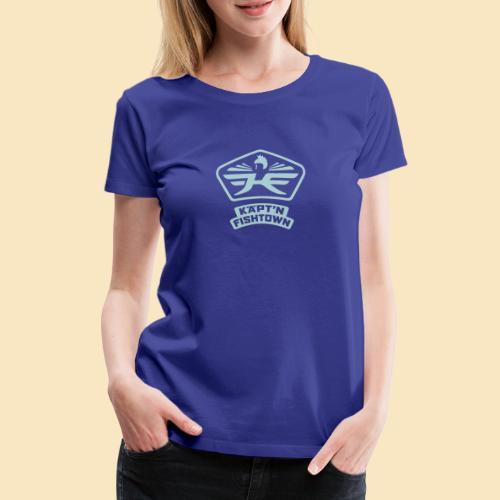Käpt'n Fishtown - Frauen Premium T-Shirt