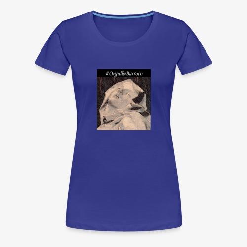 #OrgulloBarroco Teresa dibujo - Camiseta premium mujer