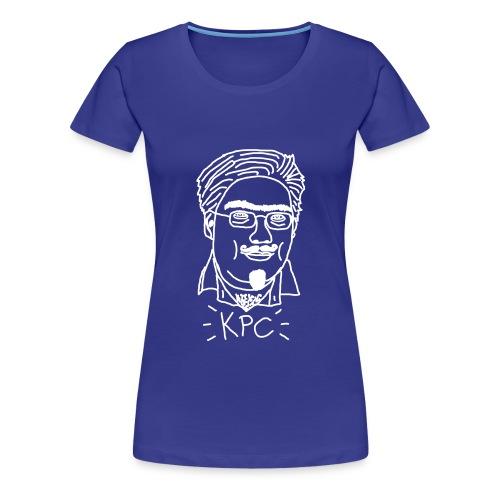 petri kokonainen spreadshirt - Naisten premium t-paita