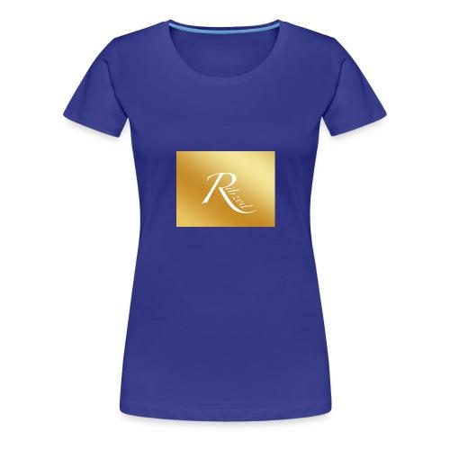 Caps - Premium T-skjorte for kvinner