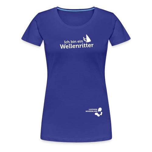 W 8 - Frauen Premium T-Shirt