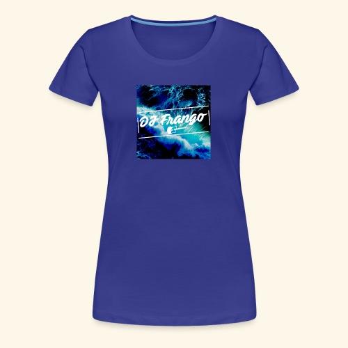 DJ Frango Updated Logo - Women's Premium T-Shirt