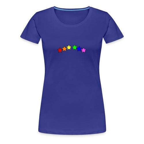 GAY STARS - Vrouwen Premium T-shirt