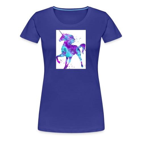 Unicorn cooper - Women's Premium T-Shirt
