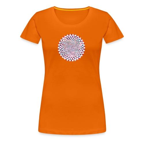 vortex - Women's Premium T-Shirt