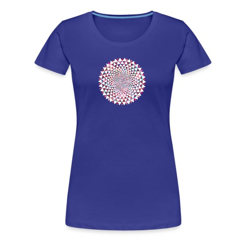 vortex - Women's Premium T-Shirt