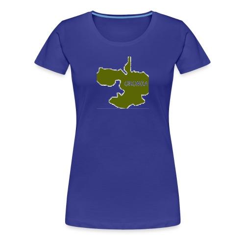 pPJ2ACm5 - Premium-T-shirt dam