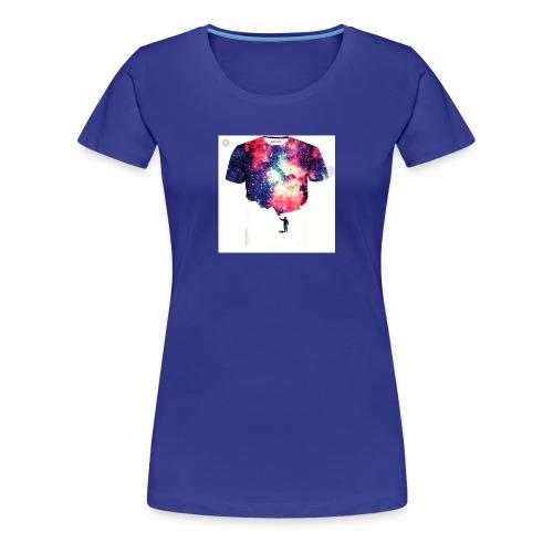 Spirituella thisrts - Premium-T-shirt dam
