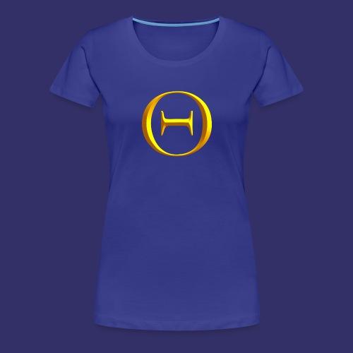 Θ - Women's Premium T-Shirt