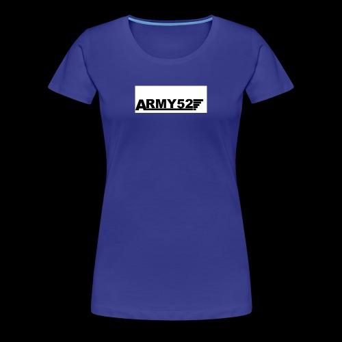 A52 SHOP - Frauen Premium T-Shirt