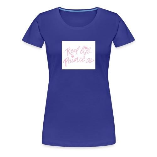 princess - Queen - Women's Premium T-Shirt