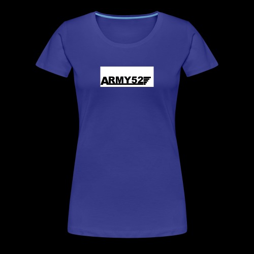 A52 SHOP - Frauen Premium T-Shirt