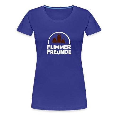 motiv 8 flimmerfreunde - Frauen Premium T-Shirt