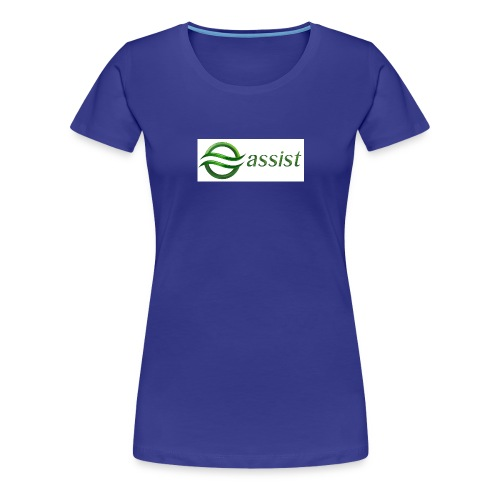 Assist - Women's Premium T-Shirt