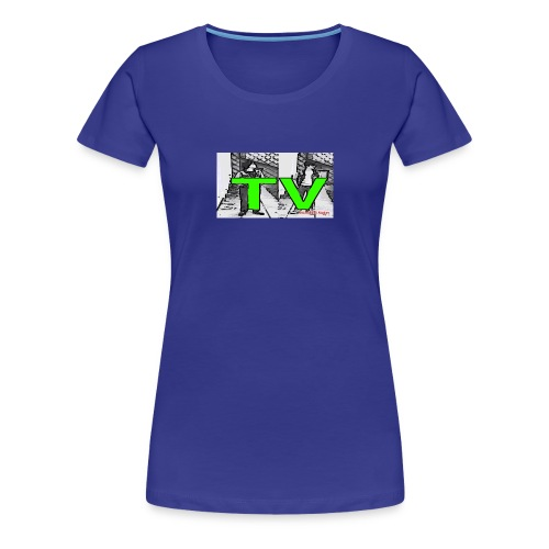 Real Bros TV - Frauen Premium T-Shirt