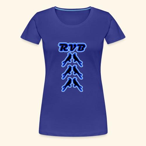 RVB - Women's Premium T-Shirt