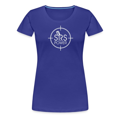 Srspower Official Tee - Women's Premium T-Shirt